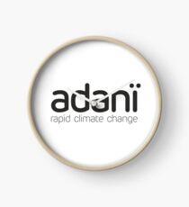 adanï rebrand Clock