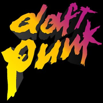 black poster and tshirt music style duo electrical music punk  by hujanairseger