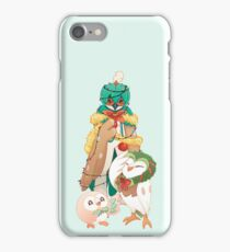 Happy Owlidays iPhone Case/Skin