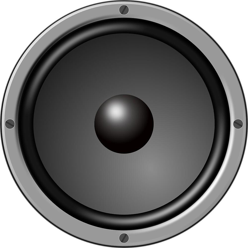 speaker music bass by mehmetemin