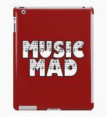 SOLD - MUSIC MAD iPad Case/Skin