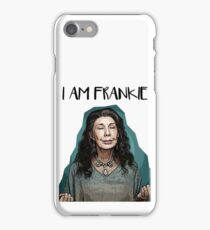 Frankie Bergstein Sticker iPhone Case/Skin