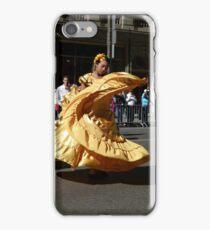 St Columbus Day Parade iPhone Case/Skin