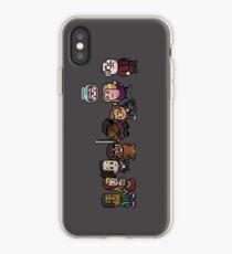 8-Bit Community iPhone Case