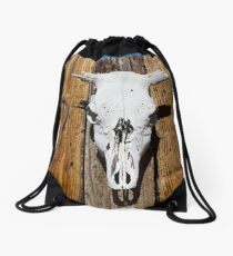 How Luck Can Change.  Drawstring Bag