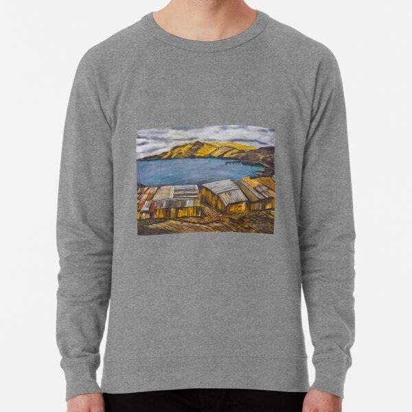 Second Valley Boat Sheds Lightweight Sweatshirt