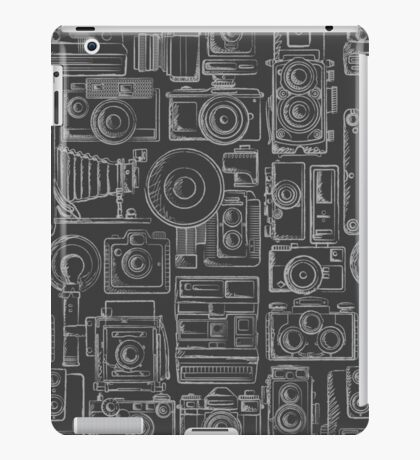 Paparazzi Grey iPad Case/Skin