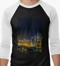 Graphics - 102 Men's Baseball ¾ T-Shirt