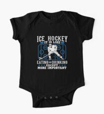 Ice Hockey Life One Piece - Short Sleeve