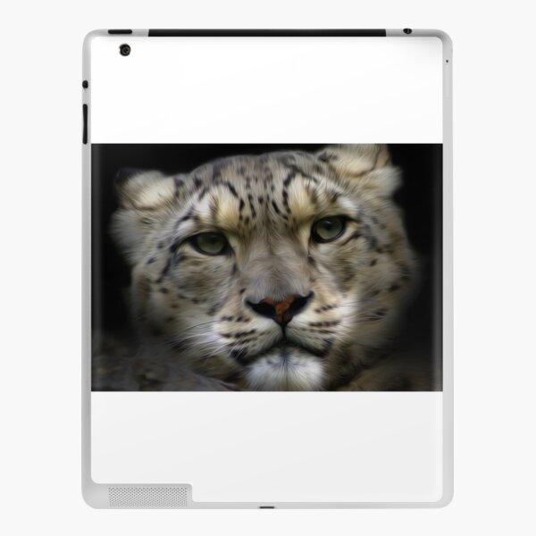 Snow Leopard - Paintography iPad Skin