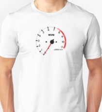 NISSAN スカイライン (NISSAN Skyline) R32 NISMO rev counter Unisex T-Shirt