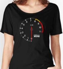 NISSAN スカイライン (NISSAN Skyline) R33 NISMO rev counter Baggyfit T-Shirt
