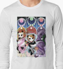 Camiseta de manga larga Las tres diosas