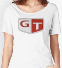 NISSAN スカイライン (NISSAN Skyline) GT Logo Baggyfit T-Shirt