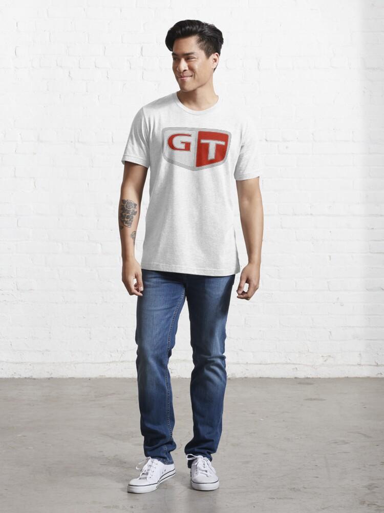 Alternative Ansicht von NISSAN スカイライン (NISSAN Skyline) GT Logo Essential T-Shirt