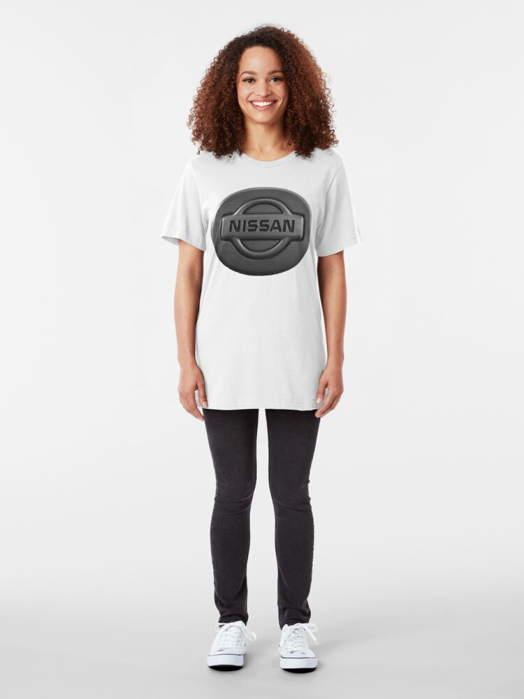 Alternative Ansicht von NISSAN Slim Fit T-Shirt