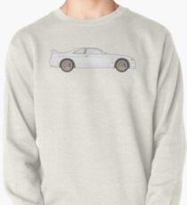 Nissan Skyline R33 GT-R (side) Sweatshirt