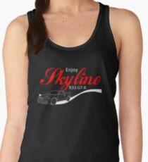 Enjoy Skyline R33 GT-R Tanktop für Frauen