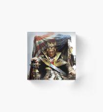 Emperor Trump Acrylic Block