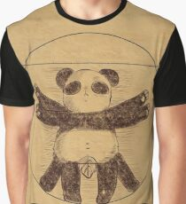 Camiseta gráfica El Panda de Vitruvio