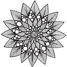 Mandala #1 by remixnconfuse