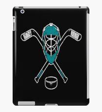 Hockey Player iPad Case/Skin