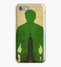 Booker Dewitt cool design Bioshock infinite iPhone Case/Skin
