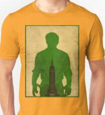 Booker Dewitt cool design Bioshock infinite Unisex T-Shirt