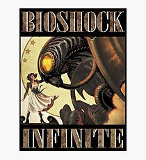 Bioshock infinite cool bird Photographic Print