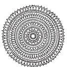 Mandala #3 by remixnconfuse