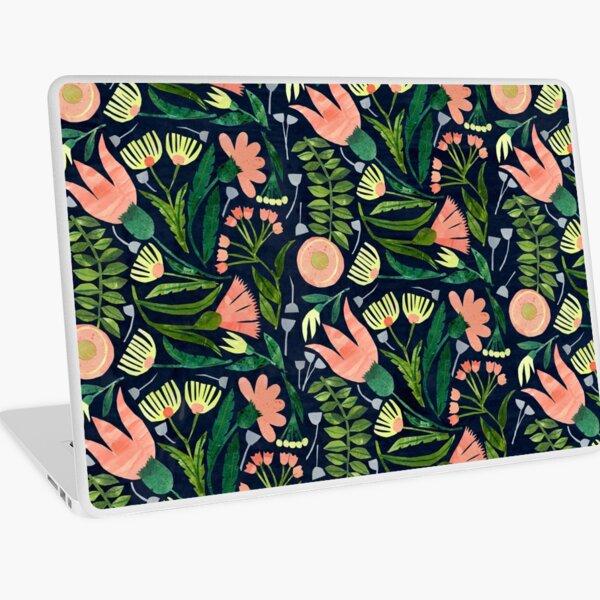 Floral Garden Laptop Skin