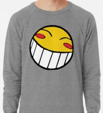 Cowboy Bebop Radical Ed Smiley Face Lightweight Sweatshirt
