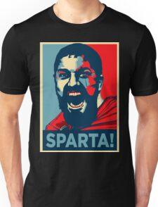 Sparta Hope Poster Unisex T-Shirt
