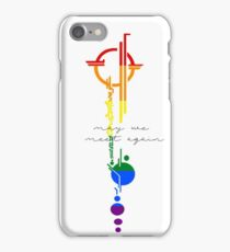 Lexa tattoo LGBT iPhone Case/Skin