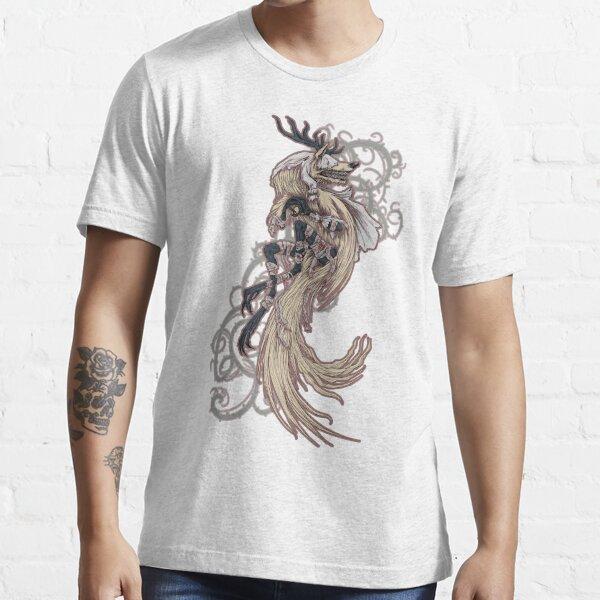 Vicar Amelia - Bloodborne (white dress, no text version) Essential T-Shirt