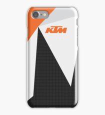 KTM carbon fiber edition case iPhone Case/Skin
