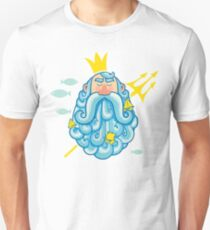 Neptune Portrait T-Shirt