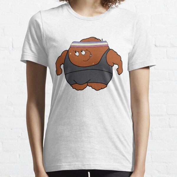 Meatwad Gym Essential T-Shirt
