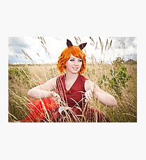 Vulpix Photographic Print