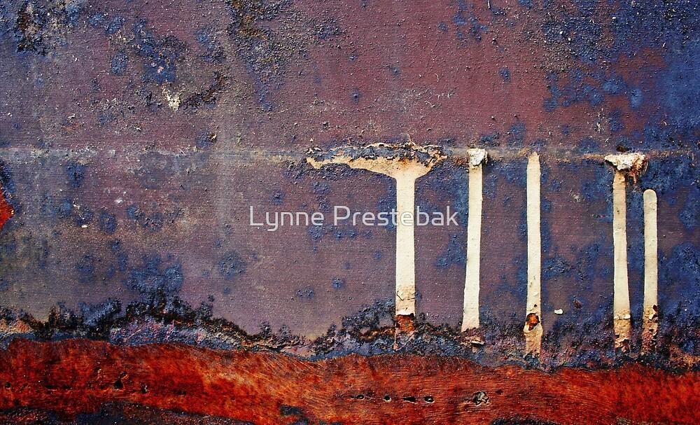 greek ruins by Lynne Prestebak