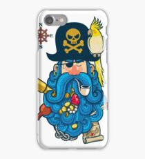 Pirate Portrait iPhone Case/Skin