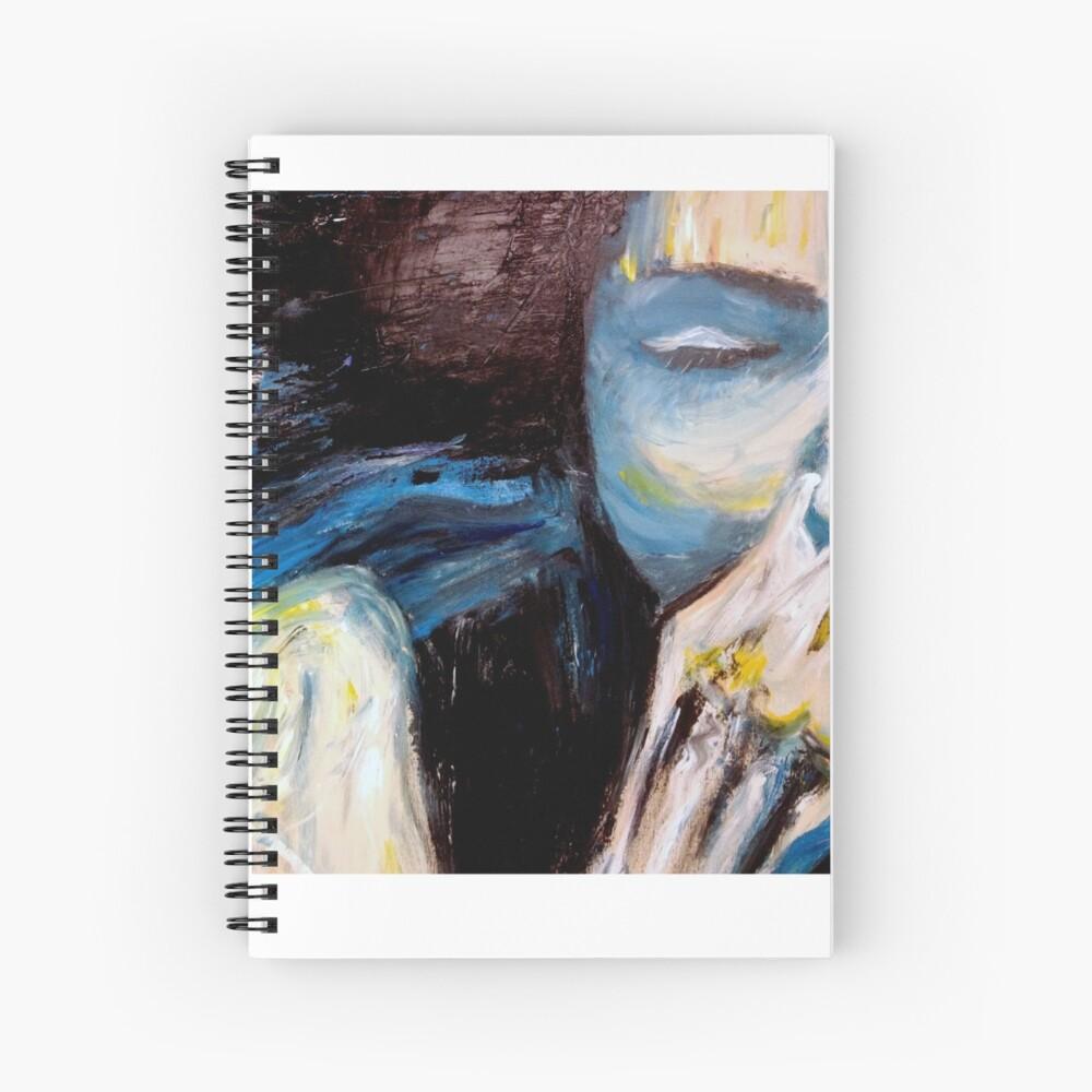 135x135 Spiral Notebook