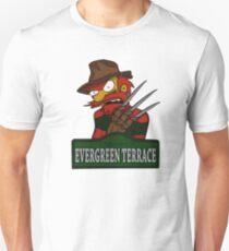 Nightmare on Evergreen Terrace Unisex T-Shirt
