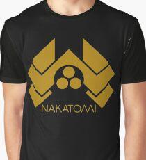 NAKATOMI Graphic T-Shirt