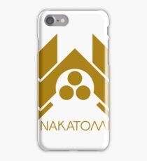 NAKATOMI iPhone Case/Skin