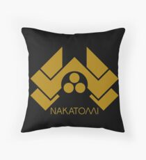 NAKATOMI Throw Pillow