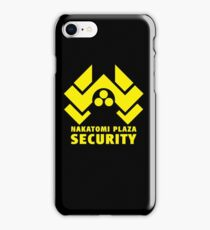 Security Plaza iPhone Case/Skin