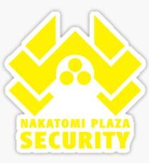 Security Plaza Sticker