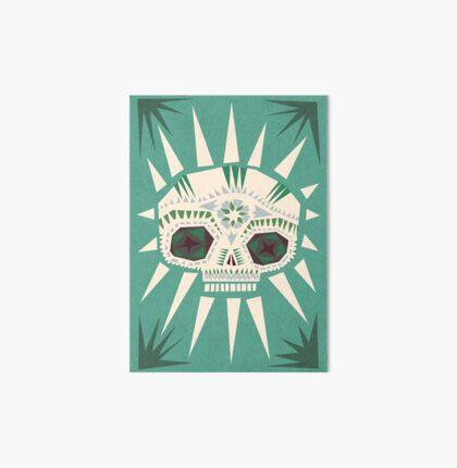 Sugar skull II Art Board