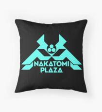 Nakatomi Plaza Throw Pillow